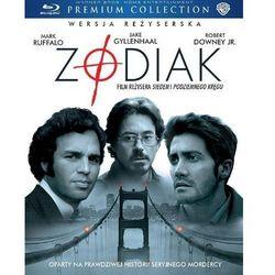 Zodiak Premium Collection (Blu-ray) - David Fincher DARMOWA DOSTAWA KIOSK RUCHU
