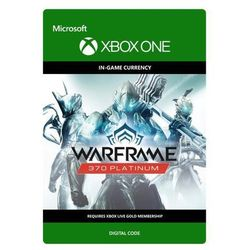 Warframe - 370 Platinum [kod aktywacyjny]