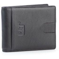 Etui na karty kredytowe CATERPILLAR - Topaz 83646-80 Black