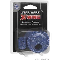 Star Wars X-Wing-Separatist Alliance Maneuver Dial Upgrade Kit (druga edycja)