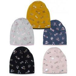 AJS 40-170 czapka dziecięca