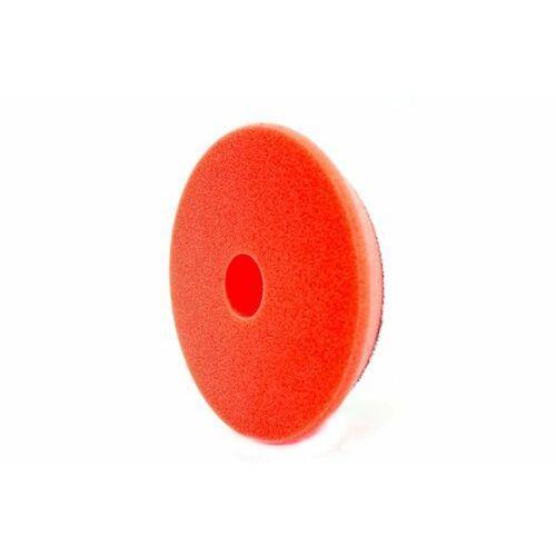 Gąbki samochodowe, RRC Pro DA 150mm czerwona średnio miękka gąbka polerska
