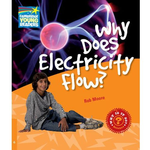 Książki do nauki języka, CYRF Why Does Electricity Flow? (lp) (opr. miękka)