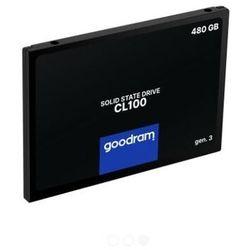 Dysk SSD GOODRAM CL100 240GB SATA 2,5 [SSDPR-CL100-240-G3]