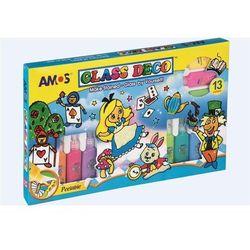 Farba do witraży AMOS 13 kolorów GD22P13