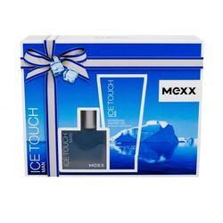 Mexx Ice Touch Man 2014 zestaw Edt 30ml + 50ml Żel pod prysznic dla mężczyzn
