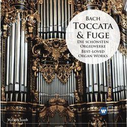 BACH: TOCCATA & FUGE DIE SCHÖNSTEN ORGELWERKE / BEST-LOVED ORGAN WORKS - Jacob (Płyta CD)