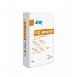 Tynk gipsowy ręczny GOLDBAND Biały 5 kg KNAUF