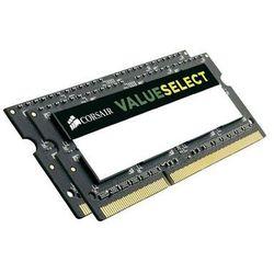 Pamięć SODIMM DDR3 Corsair Value Select 16GB (2x8GB) 1333MHz CL9 1,5v