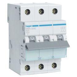 Hager MCB Wyłącznik nadprądowy 3P B 25A MBN325E