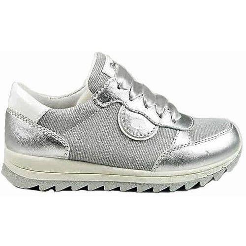 Buty sportowe dla dzieci, Primigi tenisówki dziewczęce 36 srebrny