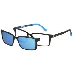 Solano CL 30016 E - okulary korekcyjne z nakładką Clip-On
