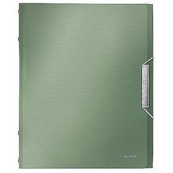 Teczka segregująca Leitz Style 6 przegródek 200 kartek pistacjowa zieleń 39950053