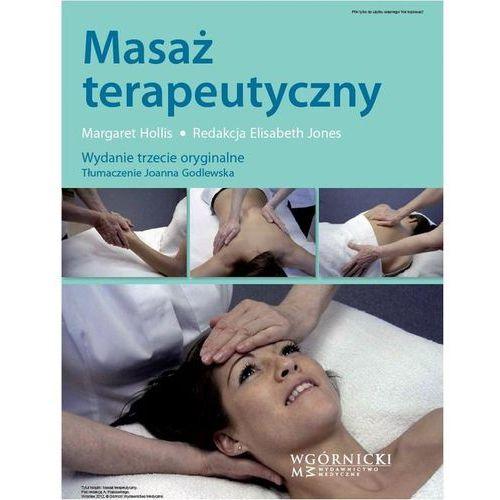 Książki medyczne, Masaż terapeutyczny (opr. miękka)