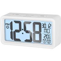 Zegary, Budzik SENCOR SDC 2800 Biały
