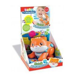 Clementoni: Baby - Kotek pieszczoszek