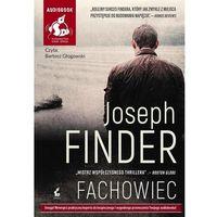 Audiobooki, Fachowiec (Audiobook na CD) - 35% rabatu na drugą książkę!