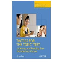 Tactics for TOEIC Listen & Read Introductory Course Pack