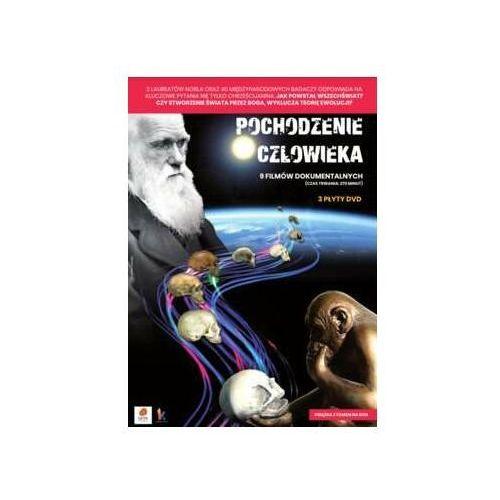 Filmy dokumentalne, Pochodzenie człowieka (3 płyty DVD)
