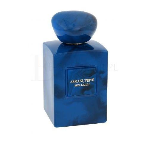 Wody perfumowane unisex, Armani Privé Bleu Lazuli woda perfumowana 100 ml unisex