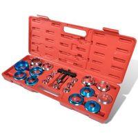 Zestawy narzędzi ręcznych, vidaXL Wał korbowy, uszczelki, zestaw narzędzi (od 21,5 do 64 mm) Darmowa wysyłka i zwroty