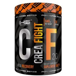 IRON HORSE Crea Fight 2.0 - 840g - Lemon