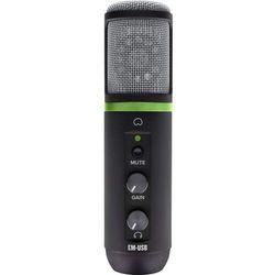 Mackie EM-USB mikrofon USB Płacąc przelewem przesyłka gratis!