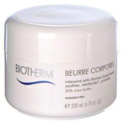 Biotherm Beurre Corporel masło do ciała do skóry suchej i bardzo suchej (Intensive Anti-dryness Body Butter) 200 ml