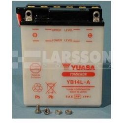 Akumulator Yumicron YUASA YB14L-A 1110156 Yamaha XTZ 750