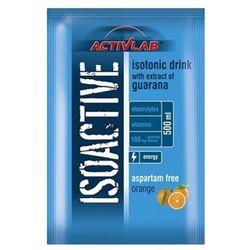 Activlab-Isoactiv saszetka 31.5g gorzka pomarańczowy - Pomarańcza