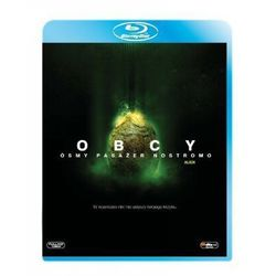Obcy Ósmy pasażer Nostromo (Blu-Ray) - Ridley Scott DARMOWA DOSTAWA KIOSK RUCHU