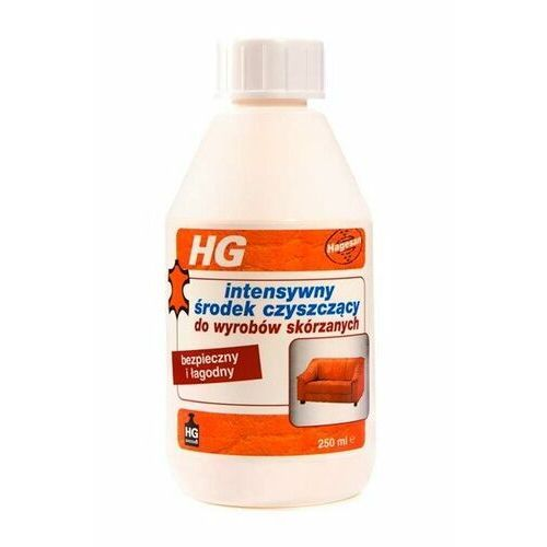 Płyny do czyszczenia mebli, HG środek czyszczący do wyrobów skórzanych intensywny