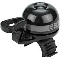 Dzwonki rowerowe, BBB EasyFit Deluxe BBB-14 Dzwonek rowerowy szary/czarny 2018 Dzwonki Przy złożeniu zamówienia do godziny 16 ( od Pon. do Pt., wszystkie metody płatności z wyjątkiem przelewu bankowego), wysyłka odbędzie się tego samego dnia.
