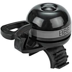 BBB EasyFit Deluxe BBB-14 Dzwonek rowerowy szary/czarny 2018 Dzwonki Przy złożeniu zamówienia do godziny 16 ( od Pon. do Pt., wszystkie metody płatności z wyjątkiem przelewu bankowego), wysyłka odbędzie się tego samego dnia.