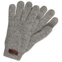 Barts HAAKON Rękawiczki pięciopalcowe heather grey
