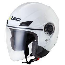 Kask motocyklowy na skuter, chopper W-TEC NK-627, Black Shine, XXL (63-64)