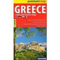 Przewodniki turystyczne, Premium! map Greece 1:700 000 - Praca zbiorowa (opr. kartonowa)