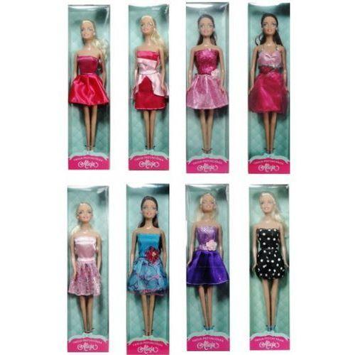 Lalki dla dzieci, Lalka SWEDE Alicja w eleganckiej sukience