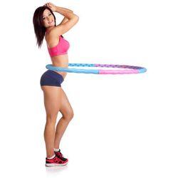 Magnetyczne Hula Hop inSPORTline Weight Hoop 110 cm