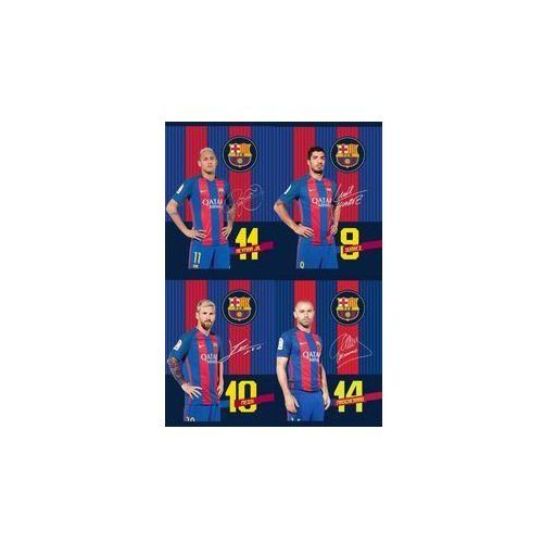 Zeszyty, Zeszyt MO A5 32k linia kolor FC Barcelona