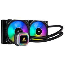 Chłodzenie wodne procesora CORSAIR Hydro Series H100i RGB Platinum CW-9060039-WW