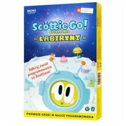 Gra edukacyjna BECREO Scottie GO Labirynt