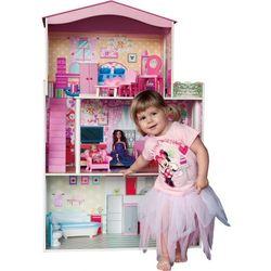 Woody Kolorowy dom dla lalek z windą - BEZPŁATNY ODBIÓR: WROCŁAW!