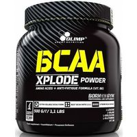 Aminokwasy, OLIMP BCAA Xplode - 500g - Strawberry