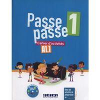 Książki do nauki języka, Passe-Passe 1 Ćwiczenia A1.1 + CD (opr. miękka)