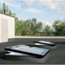 Okno do płaskiego dachu Fakro DEF DU6 140x140