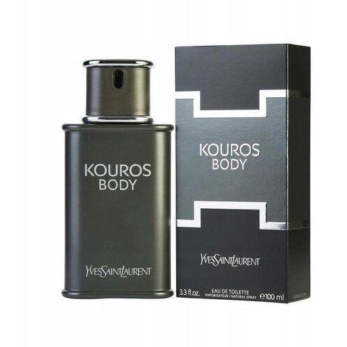 Pozostałe zapachy, Yves saint laurent body kouros woda toaletowa dla mężczyzn 100ml - 100
