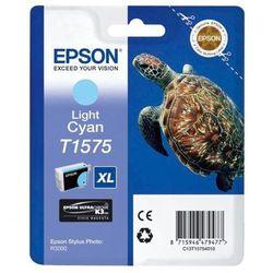 Epson oryginalny ink C13T15754010, light cyan, 25,9ml, Epson Stylus Photo R3000