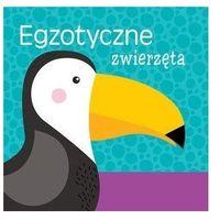 Książki dla dzieci, Egzotyczne zwierzęta - Praca zbiorowa