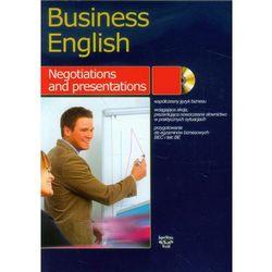 Business english Negotiations and presentation (opr. miękka)